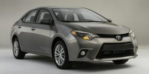 2015 Toyota Corolla LE Plus Classic Silver MetallicAsh V4 18 L Variable 0 miles  CARPETED FLOO