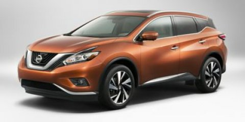 2015 Nissan Murano SL Magnetic Black Metallic V6 35 L Variable 0 miles Inspired by the future