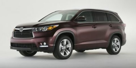 2015 Toyota Highlander XLE  V6 35 L Automatic 0 miles  Front Wheel Drive  Power Steering  AB