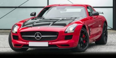 2015 Mercedes SLS-Class SLS GT Coupe AMG Imola GreyBlack Leather V8 62 L Automatic 18 miles  R