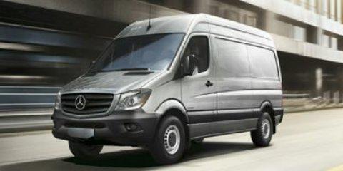 2015 Mercedes Sprinter Cargo Van 3500 170 EXT Jet BlackTunja Black V6 30 L Automatic 8 miles F