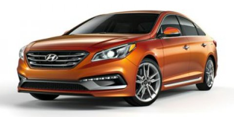2015 Hyundai Sonata 24L SE Phantom BlackBeige V4 24 L Automatic 5 miles Redesigned for 2015 i