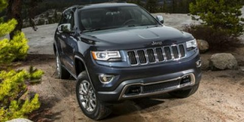 2015 Jeep Grand Cherokee High Altitude Brilliant Black Crystal PearlcoatBlack V6 36 L Automatic