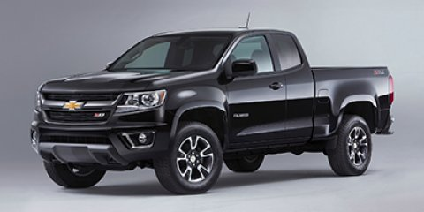 2015 Chevrolet Colorado 4WD Z71 BlackJET BLACK V6 36L Automatic 3 miles  ENGINE 36L SIDI DOH