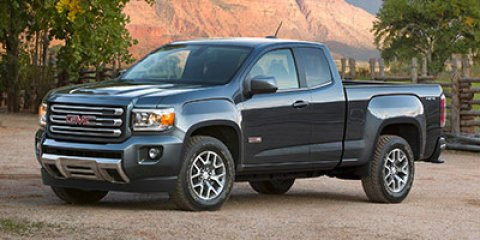 2015 GMC Canyon 4WD SLE Emerald Green MetallicH0U JET BLACK V4 25L Automatic 8 miles  DRIVER