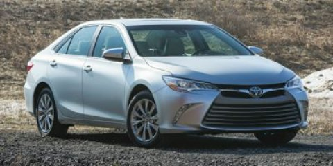 2015 Toyota Camry XLE Celestial Silver MetallicGray V6 35 L Automatic 5 miles With a bold and