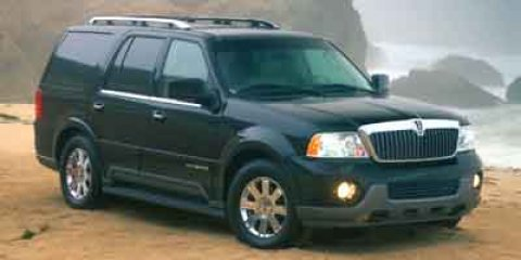 2003 Lincoln Navigator Ultimate BLACK V8 54L Automatic 188361 miles Check out this 2003 Linco