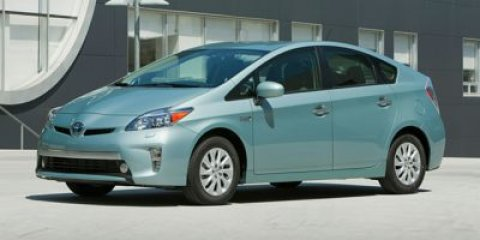 2015 Toyota Prius Plug-In  V4 18 L Variable 0 miles  Front Wheel Drive  Power Steering  ABS