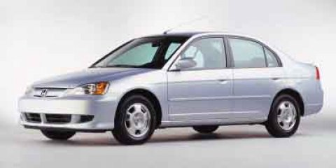 2003 Honda Civic Hybrid Shoreline Mist MetallicTAN V4 13L Variable 214189 miles -Great Gas Mi