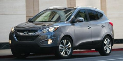 2015 Hyundai Tucson GLS Graphite Gray MetallicTaupe V4 20 L Automatic 5 miles  All Wheel Drive