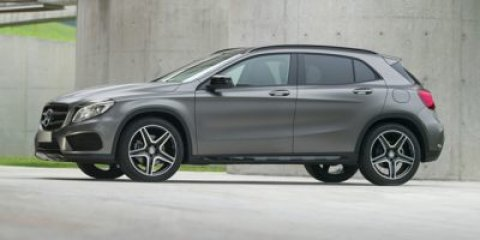 2015 Mercedes GLA-Class GLA250 Night BlackBlack Interior V4 20 L Automatic 10 miles  Turbochar