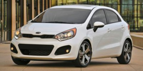 2015 Kia Rio EX Clear WhiteBlack V4 16 L Automatic 0 miles  CARPET FLOOR MAT  CONVENIENCE PAC