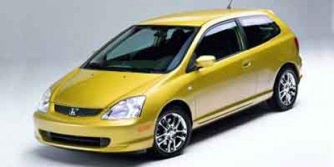 2002 Honda Civic Si  V4 20L Manual 167828 miles  Front Wheel Drive  Tires - Front Performanc