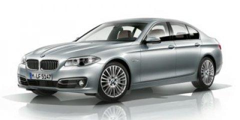2015 BMW 5 Series 535i SilverBlack V6 30 L Automatic 27636 miles Wheels 18 x 80 Light Alloy
