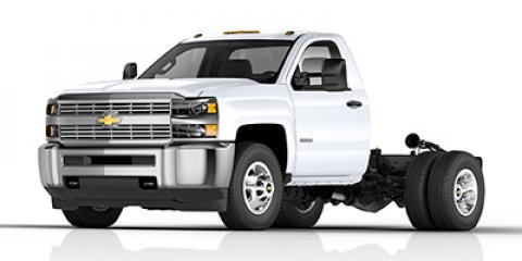 2015 Chevrolet Silverado 3500HD Work Truck Summit White V8 60L Automatic 5 miles  ENGINE VORTE