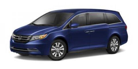 2015 Honda Odyssey 5dr EX Modern Steel MetallicGray V6 35 L Automatic 0 miles  Front Wheel Dri