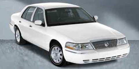2003 Mercury Grand Marquis GS Silver V8 46L Automatic 92826 miles  Rear Wheel Drive  Tires -