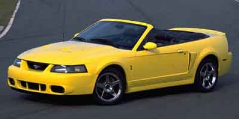 2003 FORD MUSTANG SVT COBRA!!!   LOW MILES!!!