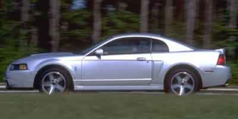 2003 Ford Mustang Cobra 0 V8 46L Manual 88603 miles 15 00059950DH15 59950 Supercharge