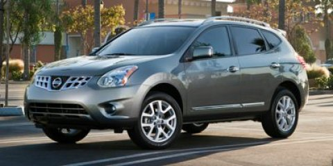 2015 Nissan Rogue Select S Brilliant Silver V4 25 L Variable 10 miles  Front Wheel Drive  Pow