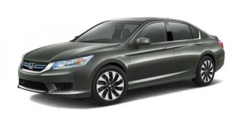 2015 Honda Accord Hybrid Touring ALABASTERIvory V4 20 L Variable 5 miles  ALABASTER SILVER MET