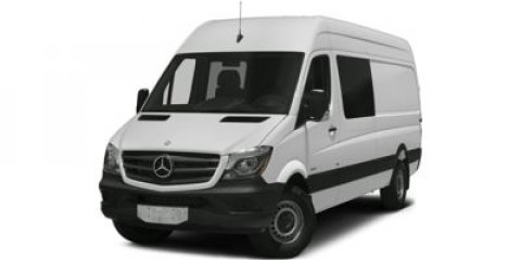 2014 Mercedes Sprinter Crew Van 2500 170 Arctic WhiteTunja Black V6 30 L Automatic 13 miles Fo