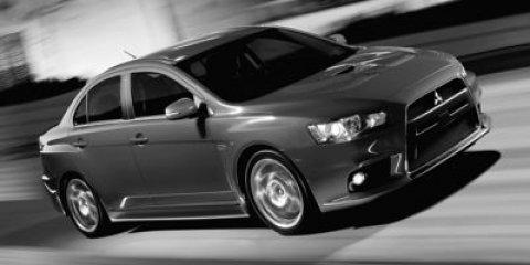 2015 Mitsubishi Lancer Evolution MR Phantom BlackBLACK FABRIC V4 20 L Automatic 6 miles  Turbo