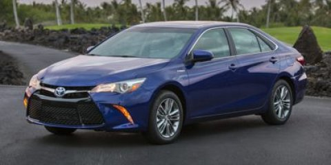 2015 Toyota Camry Hybrid SE Blue Crush MetallicBLACK V4 25 L Variable 5 miles With a bold and