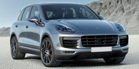 2015 Porsche Cayenne Turbo Jet Black MetallicBlack V8 48 L Automatic 10 miles  Turbocharged