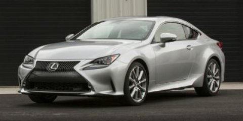 2015 Lexus RC 350 Ultra White V6 35 L Automatic 33 miles  Rear Wheel Drive  Power Steering