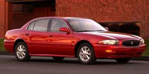 2004 Buick LeSabre Limited Crimson PearlMedium Gray V6 38L Automatic 79921 miles Sturdy and de
