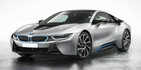2014 BMW i8 Crystal White Pearl Metallic wBMW i Frozen BlueGiga Amido V3 15 L Automatic 2054