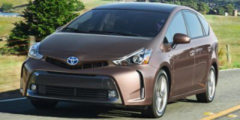 2015 Toyota Prius v Five Magnetic Gray Metallic V4 18 L Variable 0 miles  AT  FE  CF  PV