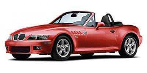 2000 BMW Z3 25L Alpine White V6 25L  98215 miles 2D Convertible Low miles indicate the vehi