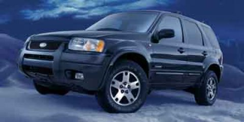2002 Ford Escape XLT Midnight  V6 30L Automatic 136141 miles  Front Wheel Drive  Tow Hitch