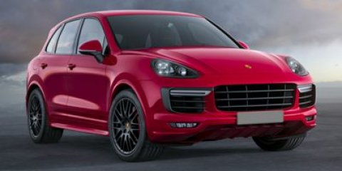 2016 Porsche Cayenne GTS WhiteBlk Grnt Red Lt V6 36 L Automatic 12 miles Price plus governmen