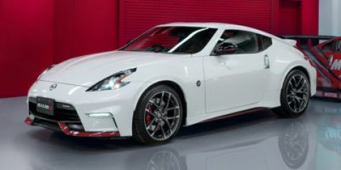 2016 Nissan 370Z NISMO Tech Brilliant Silver V6 37 L Manual 0 miles Featuring a sleek and spo