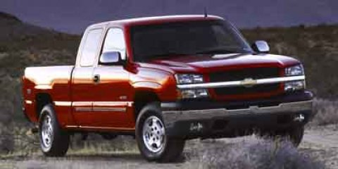 2003 Chevrolet Silverado 1500 Victory Red V8 53L Automatic 179630 miles The Sales Staff at Mac