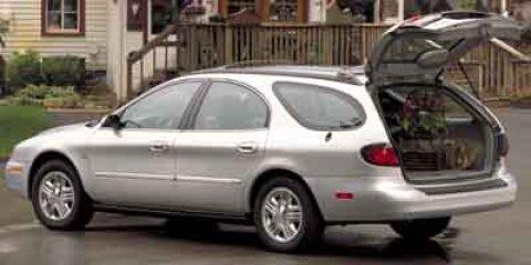 2003 Mercury Sable LS Premium Silver Frost Metallic V6 30L Automatic 128903 miles New Arrival