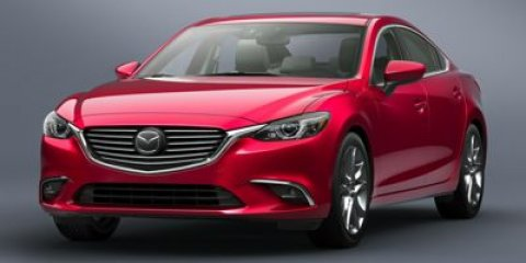 2016 Mazda Mazda6 i Touring Deep Crystal BlueBlack V4 25 L Automatic 105 miles When function