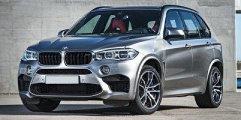 2015 BMW X5 M Black Sapphire MetallicBLACK V8 44 L Automatic 0 miles BANG  OLUFSEN SOUND SYS