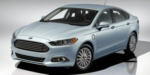 2016 Ford Fusion Energi Titanium MagneticCharcoal Black V4 20 L Variable 3 miles We know it w