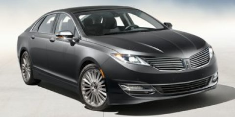 2016 Lincoln MKZ  V6 37 L Automatic 0 miles  Turbocharged  Front Wheel Drive  Active Suspen