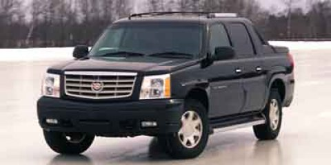 2003 Cadillac Escalade EXT 4D Sport Utility V8 60L AWD Sable Black V8 60L Automatic 90334 mil