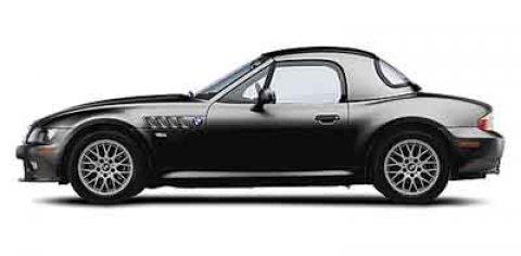 2000 BMW Z3 28L SilverBlack V6 28L Automatic 42670 miles Chryslers Black Friday Sale Event