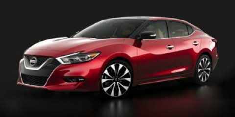 2016 Nissan Maxima 35 SR Super Black V6 35 L Variable 0 miles The ever-popular Nissan sedan