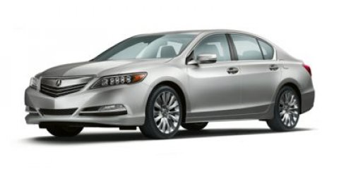 2016 Acura RLX Tech Pkg Bellanova White Pearl V6 35 L Automatic 6 miles  BELLANOVA WHITE PEAR