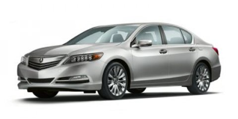 2016 Acura RLX Advance Pkg Bellanova White Pearl V6 35 L Automatic 5 miles  BELLANOVA WHITE P