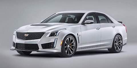 2018 Cadillac CTS-V Sedan Phantom Gray MetallicJet Black wJet Black accents V8 62L Automatic