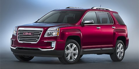 2016 GMC Terrain SLE Onyx BlackJET BLACK V6 36L Automatic 12 miles  CONVENIENCE PACKAGE inclu